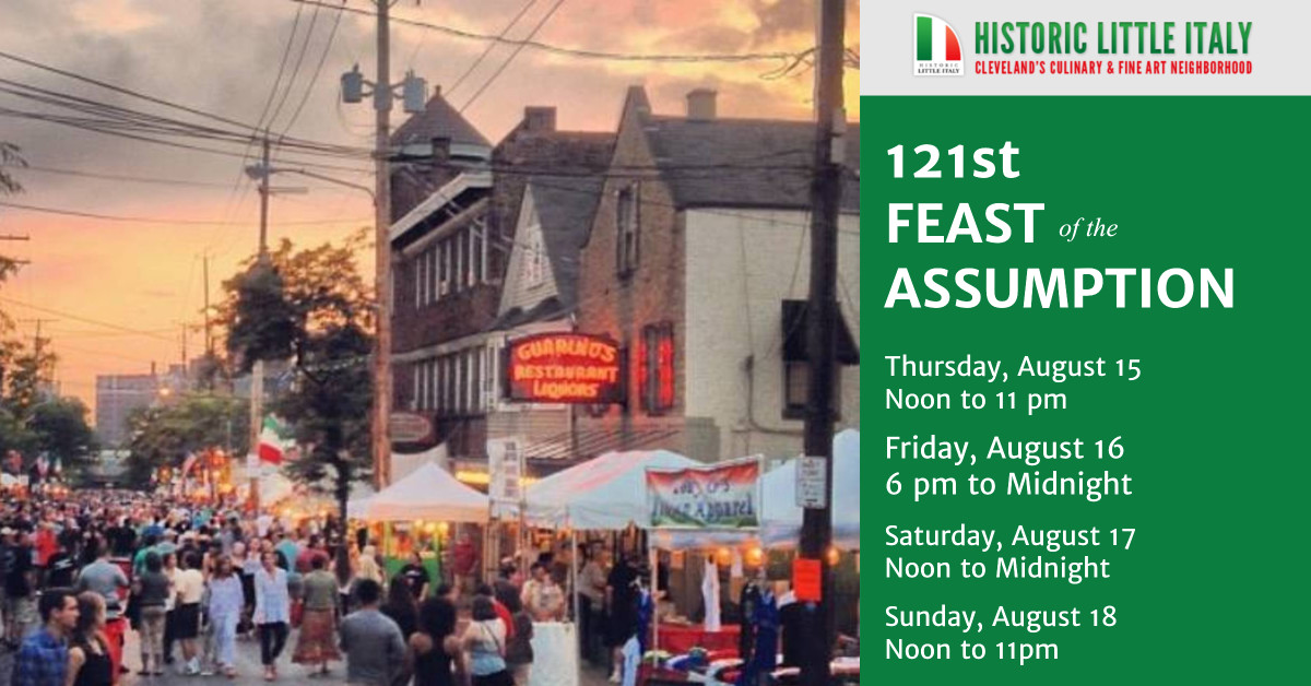 Little Italy Cleveland Ohio Restaurants Gallery And Event